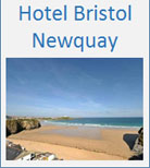 Hotel Accommodation in Cornwall Hotel Bristol Newquay