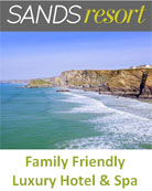 Sands Resort Family Friendly Hotel Accommodation in Cornwall