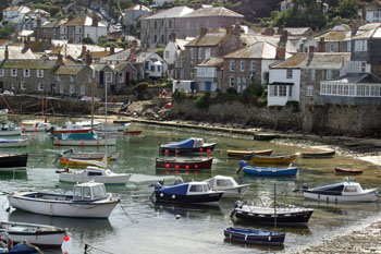Mousehole Harbour Mousehole Cornwall