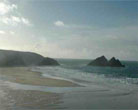 Holywell Bay Beach Newquay