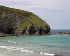 Portreath Cornwall