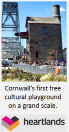 Things to do in Cornwall visit Heartlands