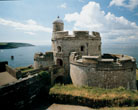 St Mawes Castle Attractions Cornwall