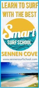 Smart Surf School Sennen