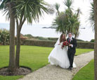 Wedding by the Sea Cornwall
