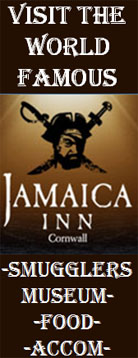 Great Half term things to do in Cornwall visit the Jamaica Inn