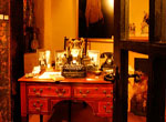 Things To Do In Cornwall The Daphne du Maurier memorial room at the Jamaica Inn