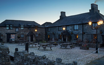 The Jamaica Inn : All About Cornwall